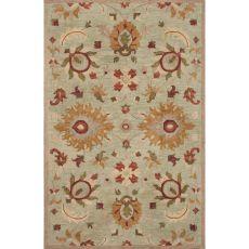 Oriental Pattern Wool Reverie Area Rug