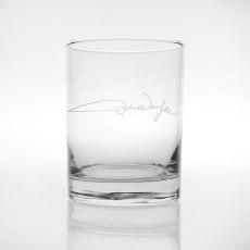 John Wayne Signature DOF Glasses, Set of 4