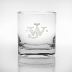 John Wayne JW OTR Glasses, Set of 4