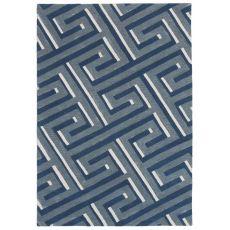 Maze Denim Rug 5' X 8'