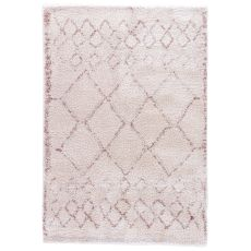 Tribal Pattern Wool, Polyester And Polypropylene Roma Area Rug