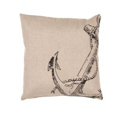 Modern/Contemporary Pattern Jute And Cotton Rustique Pillows Poly Pillow