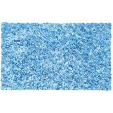 Shaggy Raggy L/Blue Shag Rug - Cotton Jersey