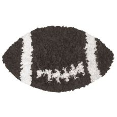 Shaggy Raggy Football Shag Rug - Cotton Jersey