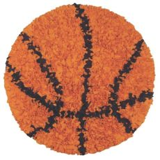 Shaggy Raggy Basketball Shag Rug - Cotton Jersey