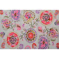 Suzano Pink Indoor / Outdoor Rug - 5X8