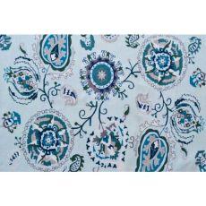 Suzano Blue Indoor / Outdoor Rug - 8X10