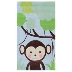 Jungle Mania Hook Indoor / Outdoor Rug - 4.7 X 7.7