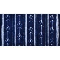 Arrow Blue Indoor / Outdoor Rug Tufted