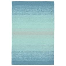 "Liora Manne Ravella Ombre Indoor/Outdoor Rug - Blue, 24"" by 36"""