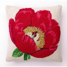 Red Poppy Pillow