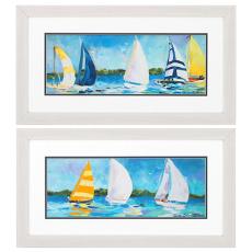 Regatta Framed Art Set of 2