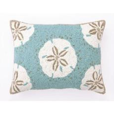 Sand Dollars Hook Pillow