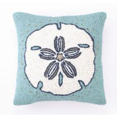 Sand Dollar Hook Pillow