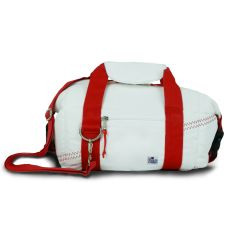 Newport Insulated 8-Pack Coolerbag - White And Red