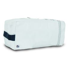 Newport Toiletry Kit - White And Blue