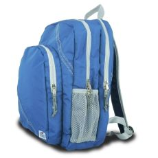 Chesapeake Backpack - Blue And Gray