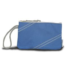 Chesapeake Wristlet - Blue And Gray