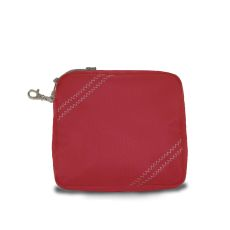 Chesapeake Accessory Pouch - Red And Gray
