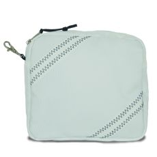 Chesapeake Accessory Pouch - White And Blue