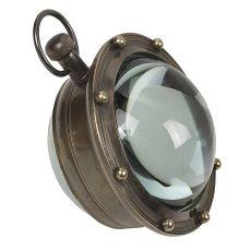 Porthole Eye Of Time, Bronze