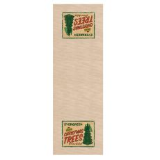 Signs Of Christmas 16X48 Table Runner