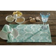 Scallop Placemat Set of 4
