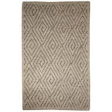 Tribal Pattern Wool Scandinavia Dula Area Rug