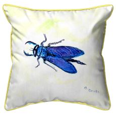 House Fly Small Indoor/Outdoor Pillow 12x12