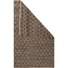 Tribal Pattern Jute And Polyester Subra By Nikki Chu Area Rug