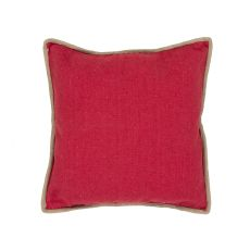"Southwestern & Country Pattern Red Cotton Down Fill Pillow ( 22""X22"")"