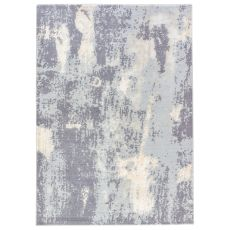 Abstract Pattern Wool And Viscose Sullivan Area Rug