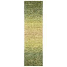 """Liora Manne Savannah Horizon Indoor Rug Green 24""""X7'6"""""""