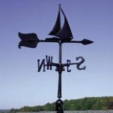 Sailboat Accent 24 Inch Weathervane