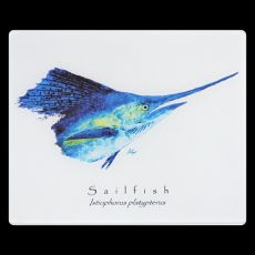 Sailfish White Cutting Board