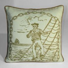 Sailor Nautical Pillow