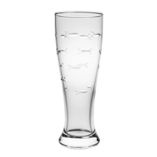 School Of Fish Beer Glass Set Of 4