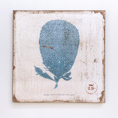 Sea Kelp Lithograph Art