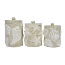 Shell Canister Set