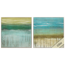 Shoreline Framed Art Set of 2