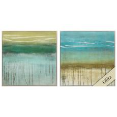 Shoreline Framed Art Set of 2