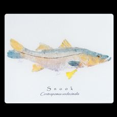 Snook White Cutting Board