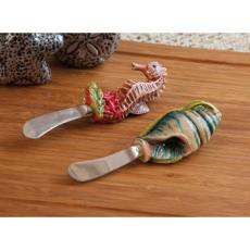 Spreader Set of 2, Nature's Treasures