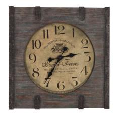St Clair Wood Clock