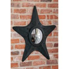 Starfish Metal Wall Mirror