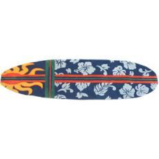 Surfboard Navy Rug