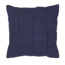 Modern/Contemporary Pattern Cotton Tabby Down Fill Pillow