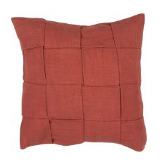 Modern/Contemporary Pattern Cotton Tabby Poly Pillow