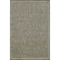 """Liora Manne Terrace Texture Indoor/Outdoor Rug - Silver, 39"""" By 59"""""""