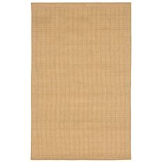 "Liora Manne Terrace Texture Indoor/Outdoor Rug - Camel, 23"" by 7'6"""
